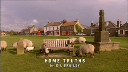 Home Truths title card