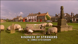 Kindness of Strangers title card