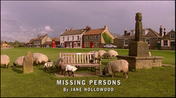 Missing Persons title card