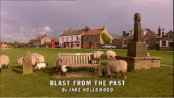 Blast From the Past title card