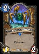 Druid of the Swarm - Poisonous