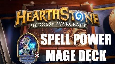 Hearthstone - Mage Deck Guide