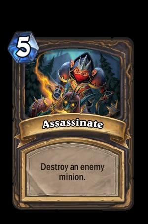 Assassinate