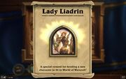 Lady Liadrin achievement