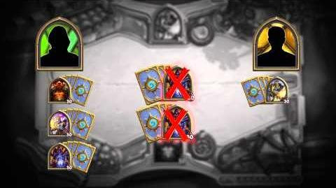 "Hearthstone Competitive Format – ""Conquest"""