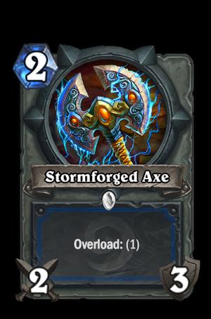 StormforgedAxe