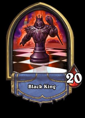 Black King - Hero