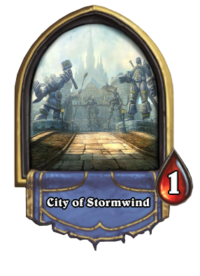 City of Stormwind