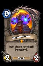Arcanotron