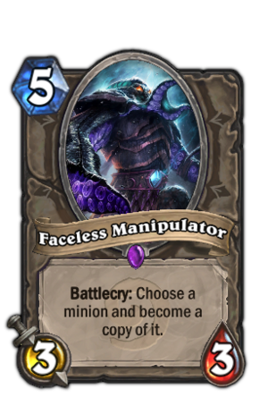 FacelessManipulator