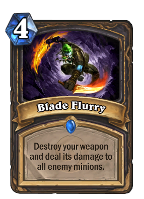 Blade Flurry