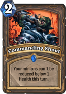 CommandingShout