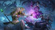 Knights of the Frozen Throne art 2