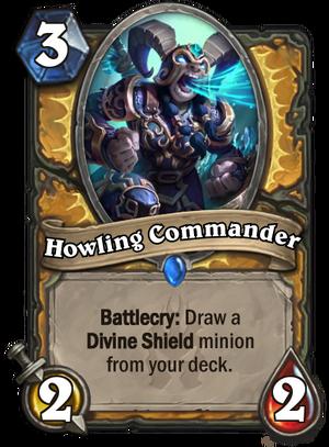 Howling Commander