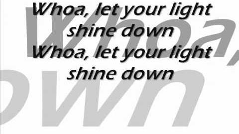 Pillar - Shine - with Lyrics