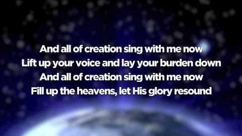 All of Creation - MercyMe (with Lyrics)