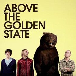 Above the golden state album