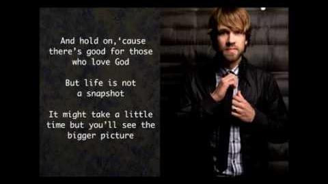Josh Wilson - Before The Morning (Slideshow With Lyrics)