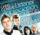 Chris and Conrad Listener Appreciation Tour