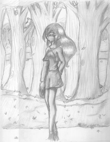 File:Wandering through the forest by malangelleliorahan.jpg