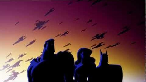Justice League Unlimited Intro