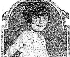 Patsy Britten 1930 Helen Kane Contest August