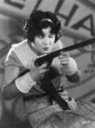 Helen Kane with a Gun in Sweetie