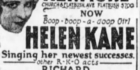 Helen Kane Impersonation Contest