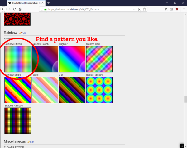 Pattern-Step1