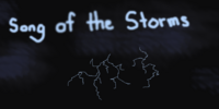 Song of the Storms