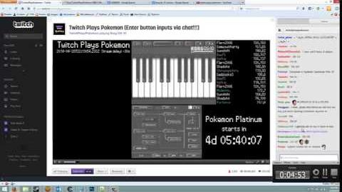 Twitch Plays Korg DS-10