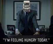 PC feeling hungry