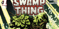 Swamp Thing volume 5 issue 1