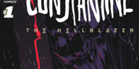 Constantine: The Hellblazer issue 1