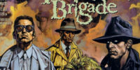 The Trenchcoat Brigade issue 1