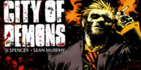 City of Demons issue 1