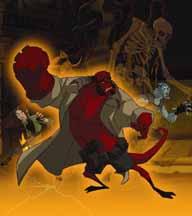Hellboy Animated Movies
