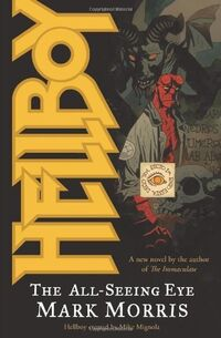 Hellboy - The All-Seeing Eye (Novel Cover)
