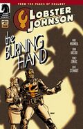 The Burning Hand 2
