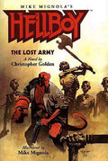 Hellboy - The Lost Army (Novel Cover)