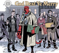God Rest Ye Merry - Title Panel