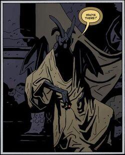 Hellboy - Satan