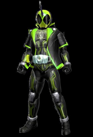 File:Kamen Rider Wraith Ore Damashii.png