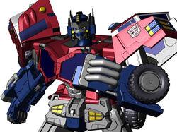 Optimus Cybertron