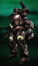 Vehexa Infantry Armor