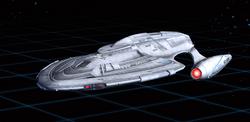 Federation Star Cruiser (Emissary)