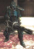 Power Armor Prototype