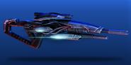 ME3 Javelin Sniper Rifle