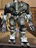Vehexa Machine Gun Armor