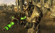 Power Armor Suit